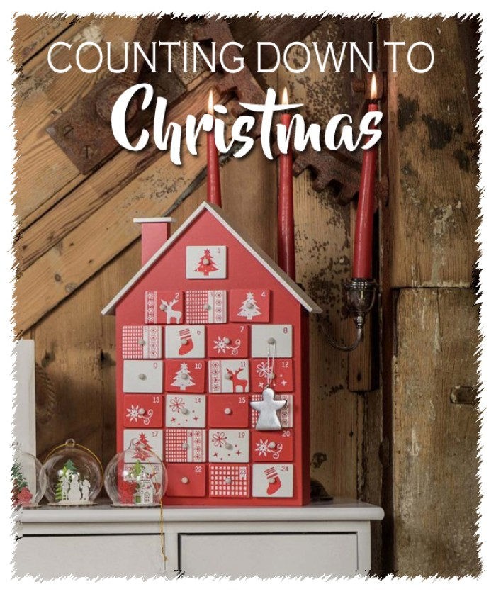 Counting Down To Christmas With Sue Ryder