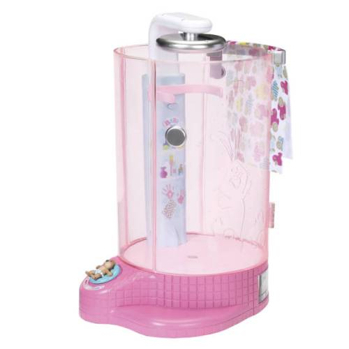 Mixing Role Play With Water Play For Fantastic Fun With The Baby Born Rain Fun Shower