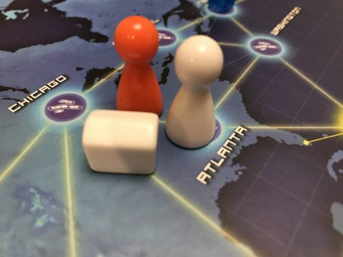 Cooperative Play With Pandemic
