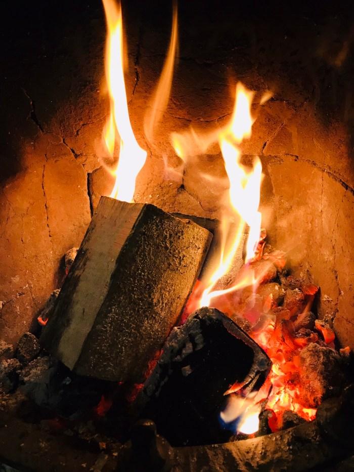 #MySundayPhoto - Fireside