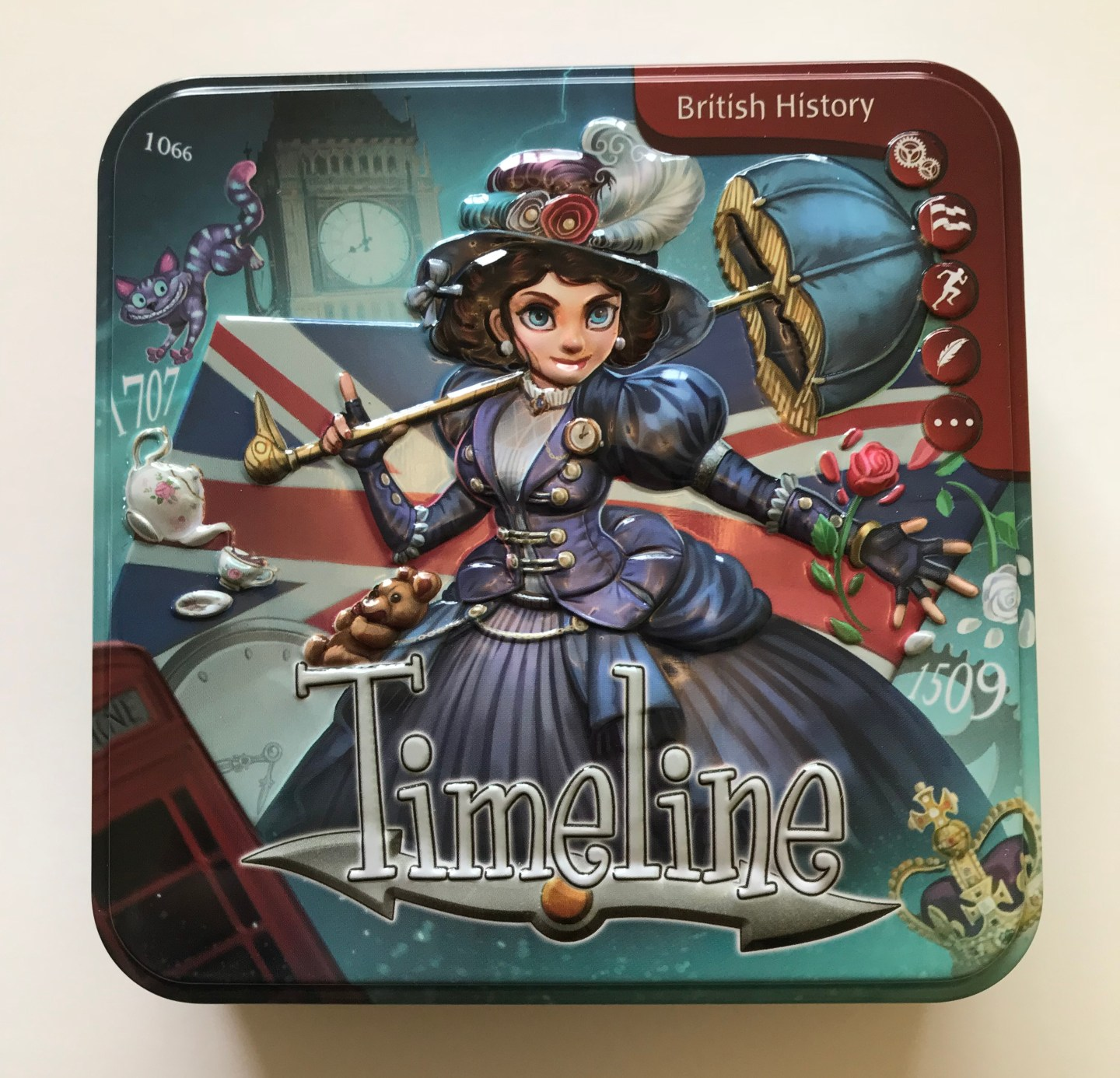 Timeline – Perfect Play For Stimulating Study