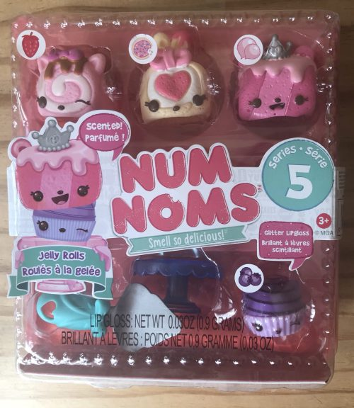 Nutty About Num Noms With The Series 5 Starter Pack
