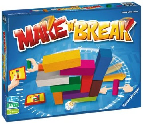 Make 'N' Break - Family Fun With The Perfect Party Game