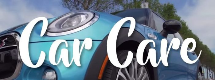 #StoppingDistance - Car Care & Being Aware