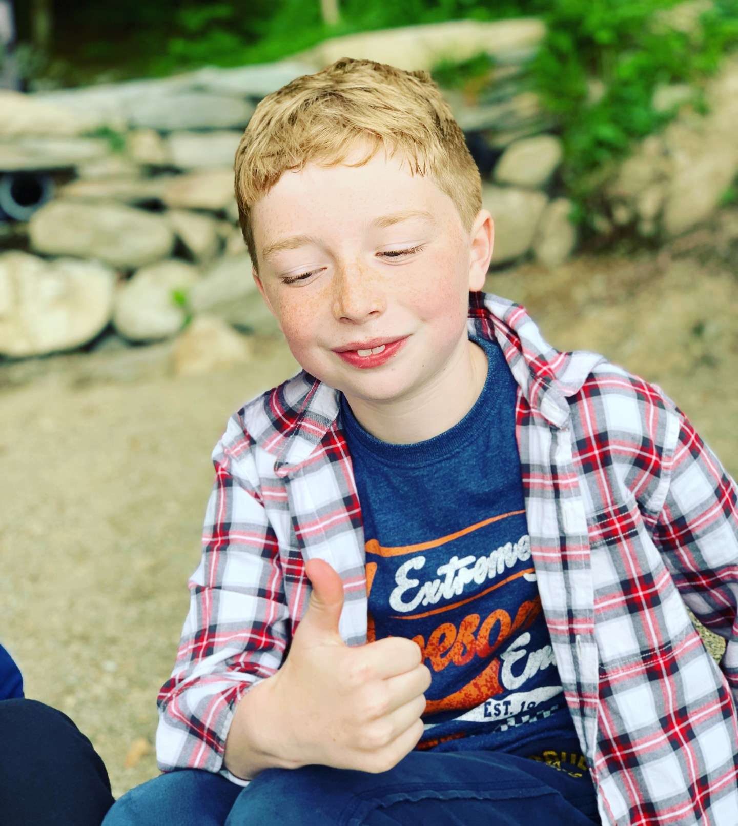 #TheOrdinaryMoments – Happy Double Digit Eve To Our Little Man