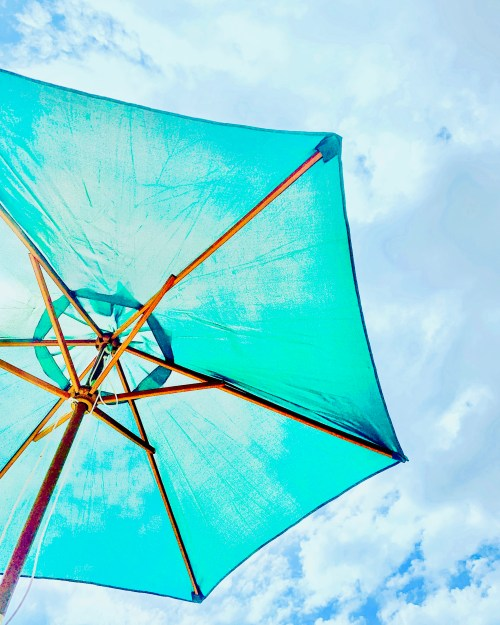 #MySundaySnapshot - Parenting From Under A Parasol 30/52 (2019)