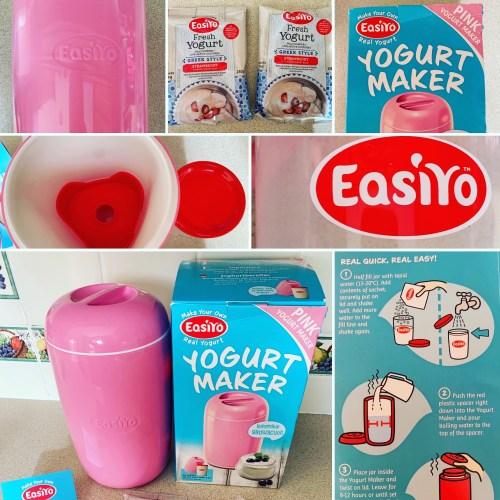 Say YES to Yogurt With The EasiYo Yogurt Maker