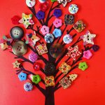 #MySundaySnapshot - The Beautiful Button Tree 19/52 (2020)