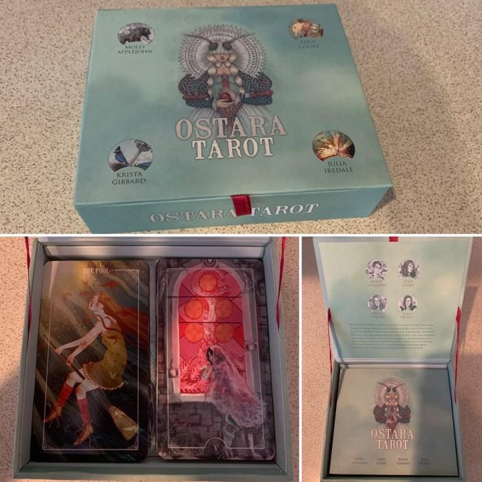 The Whimsical & Wonderful Ostara Tarot