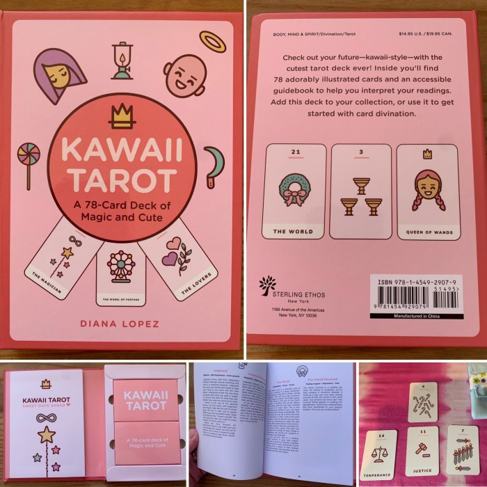Sweet Days Ahead With The Kawaii Tarot