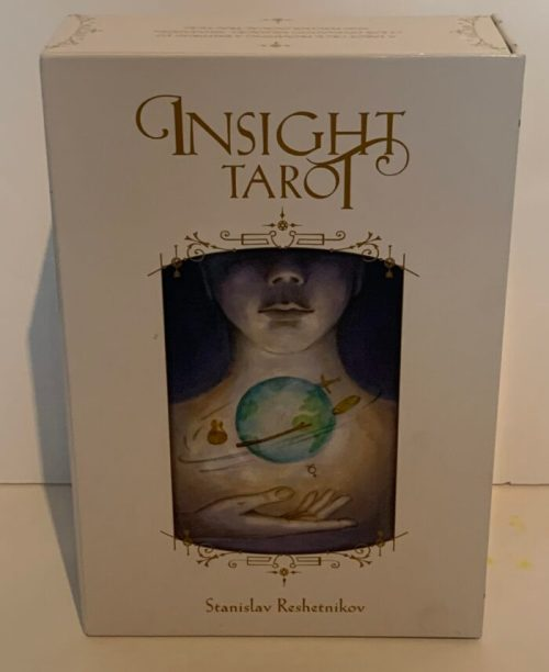 Gaining A Little Insight With The Insight Tarot