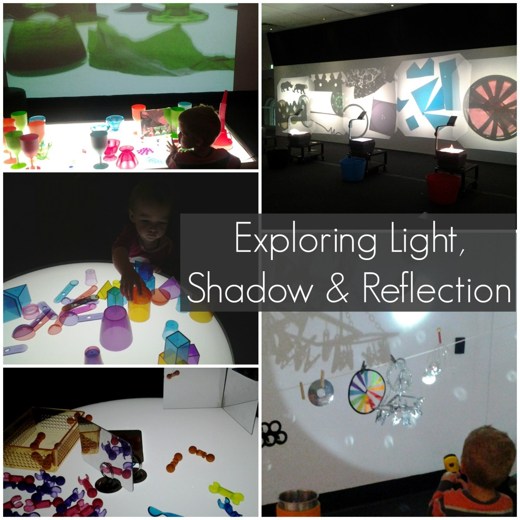 Exploring Light, Shadow and Reflection | Reggio Inspired Learning