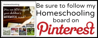 homeschooling pinterest board