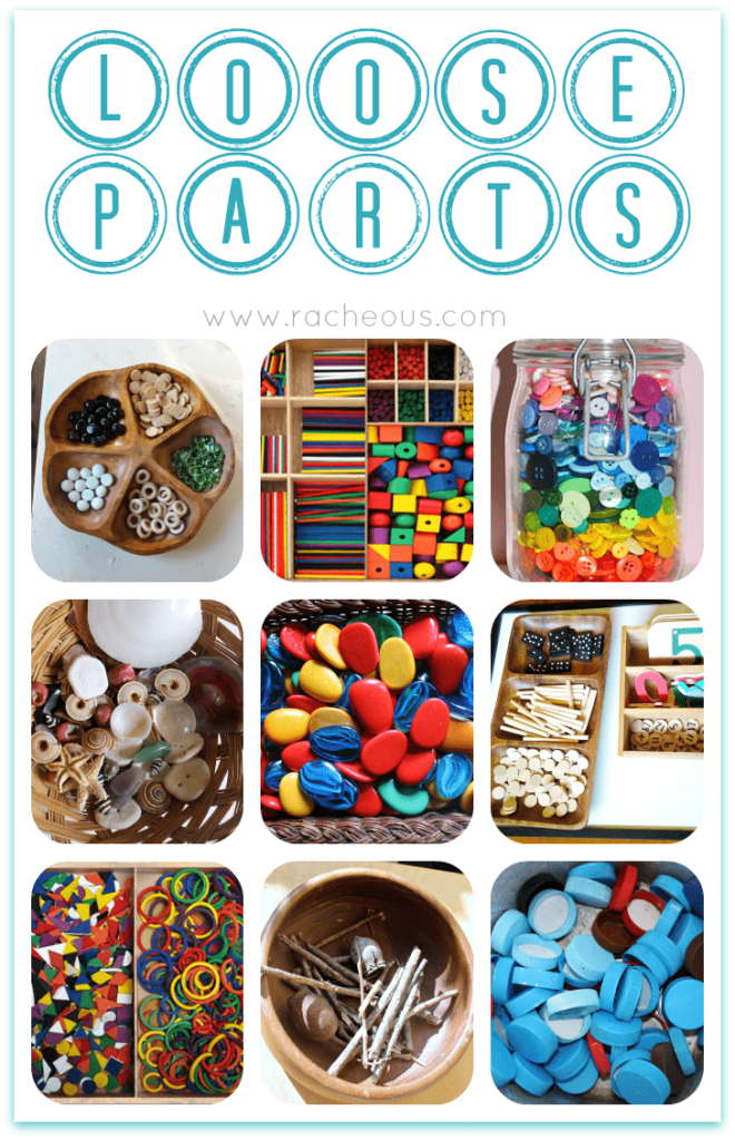 Loose Parts | Day 25 – 30DaysTYP