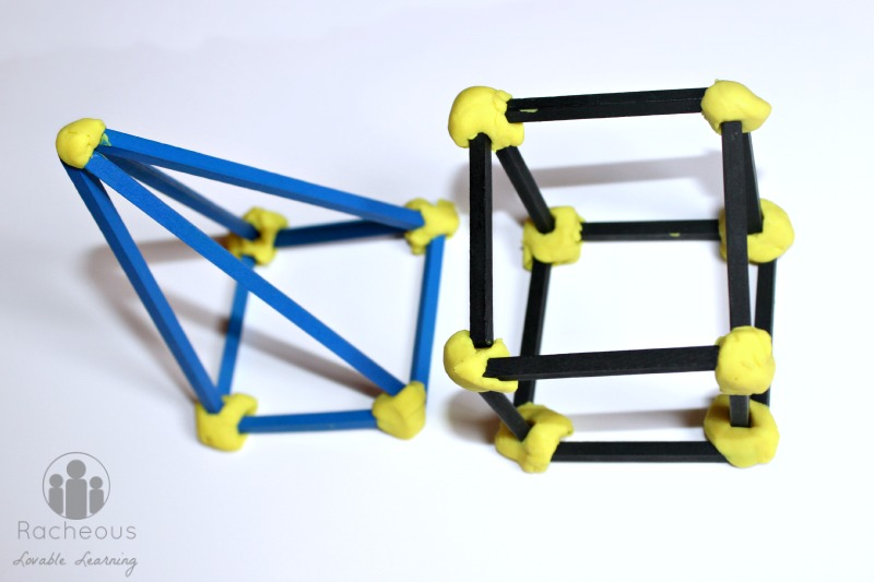 geometric solids make