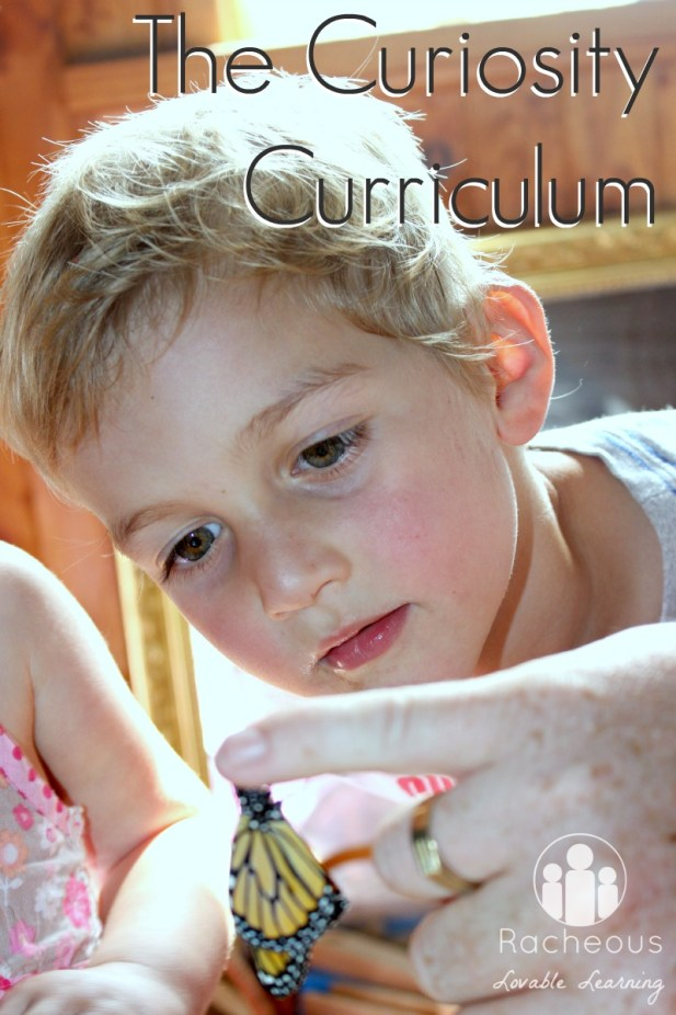 The Curiosity Curriculum