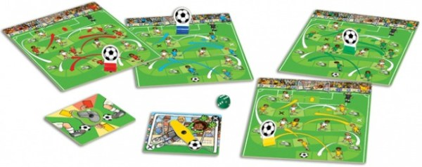 orchard football board game