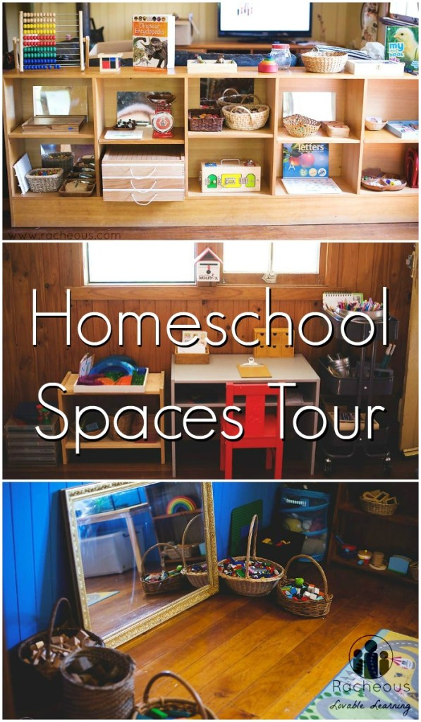 Homeschool Spaces Tour