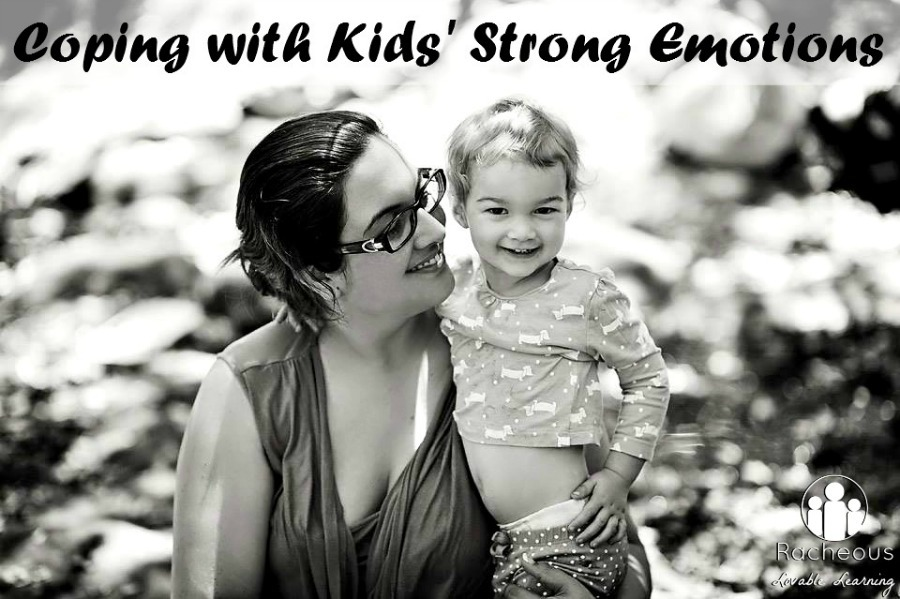 Coping with Kids Strong Emotions