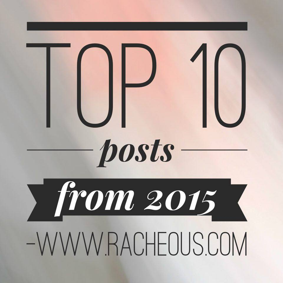 Top 10 Posts from 2015