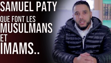 Photo of Samuel Paty, que font les Imams et Musulmans ?
