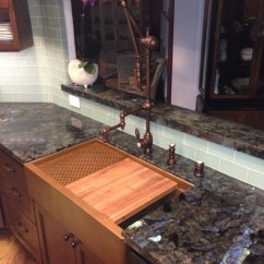 Kitchen Faucets Made In Usa Decorative Tiles For Backsplash Signature Ultimate Copper Sinks America By