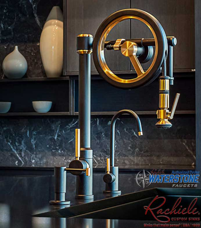 waterstone kitchen faucet dealer by