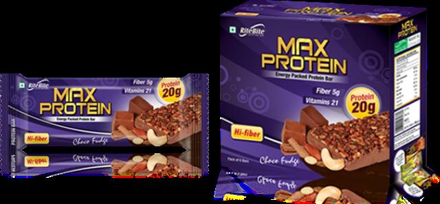 RiteBite Max Protein Bars