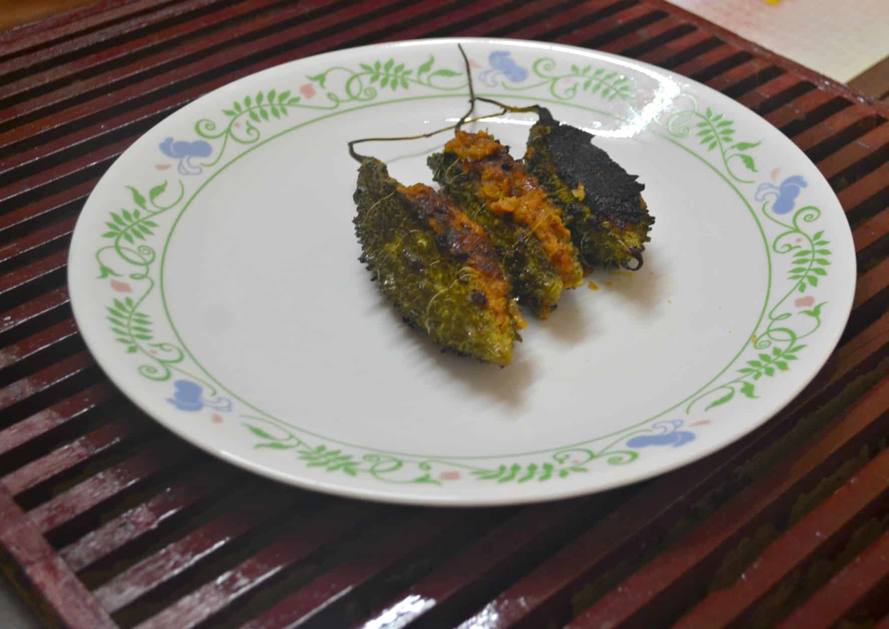 Bharwan Karela Recipe | Stuffed Karela/Bitter Gourd Recipe | भरवाँ करेले
