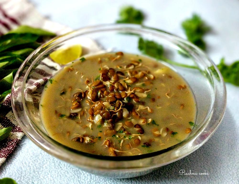 Horsegram Soup | Kollu Soup | High Protein Weight Loss Recipe