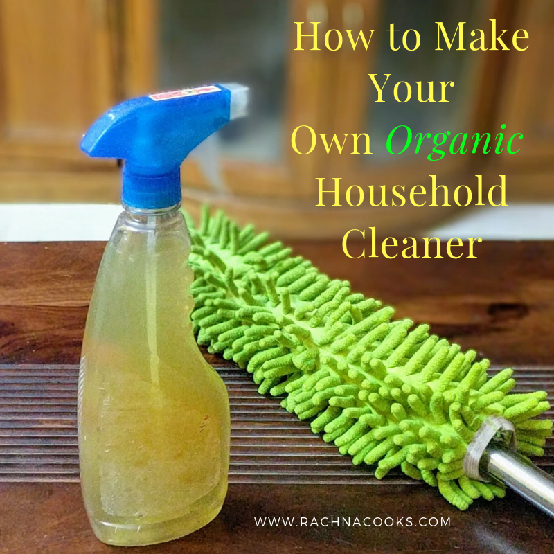 How to Make Your Own Amazing Organic Household Cleaner From Peels