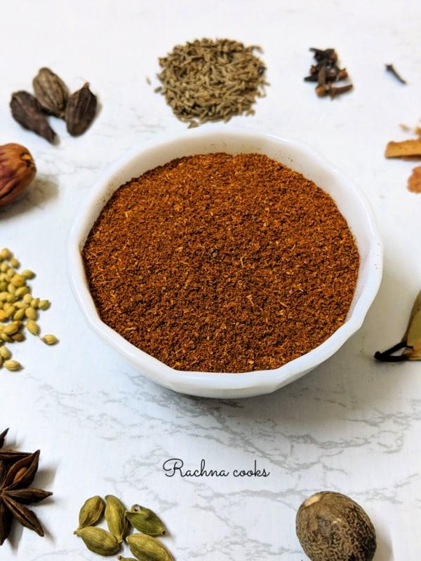 Garam Masala Recipe | How to Make Homemade Garam Masala Powder