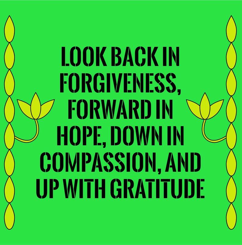 Gratitude This April