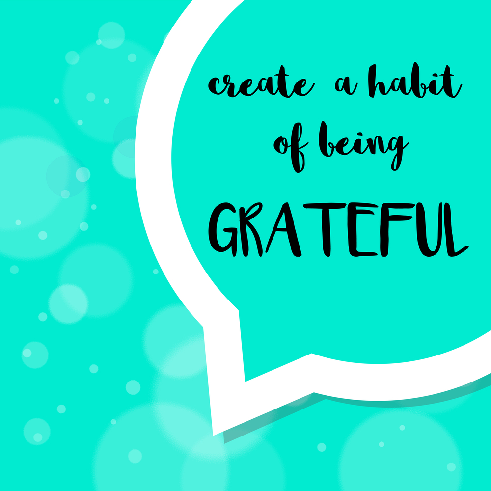 #Gratitude This July
