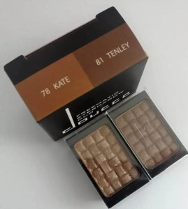 DOUCCE - Freematic Eye Shadow Duo - 78 Kate & 81 Tenley