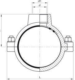 collari di presa per tubi in pe e pvc 2 [ 1000 x 1025 Pixel ]