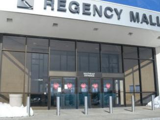 Regency Mall TIF District