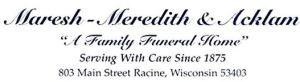 Maresh-Meredith https://www.racinecountyeye.com