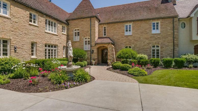 Lake Michigan Racine Mansion