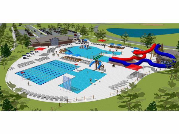 $6.5 Million Aquatic Center Proposed