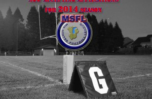 MSFL Accepting 2014 Applications