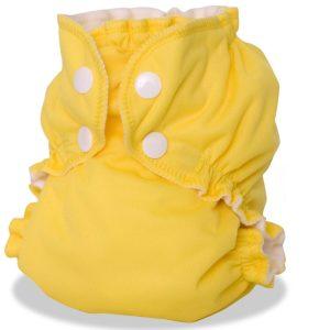 Applecheeks Couches Taille 1 Jaune / Zeste de citron