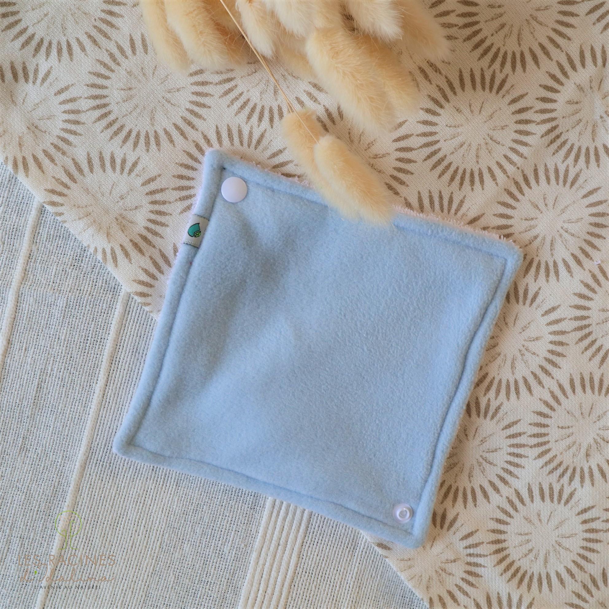 Barri/ère en Tissu 4 Couches D/éperlant R/éutilisable Lavable Anti Pollution Poussi/ère