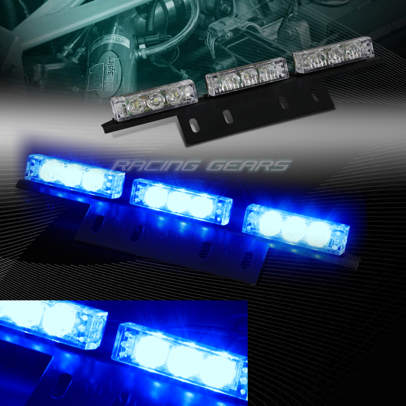 Blue Led Lights Trucks