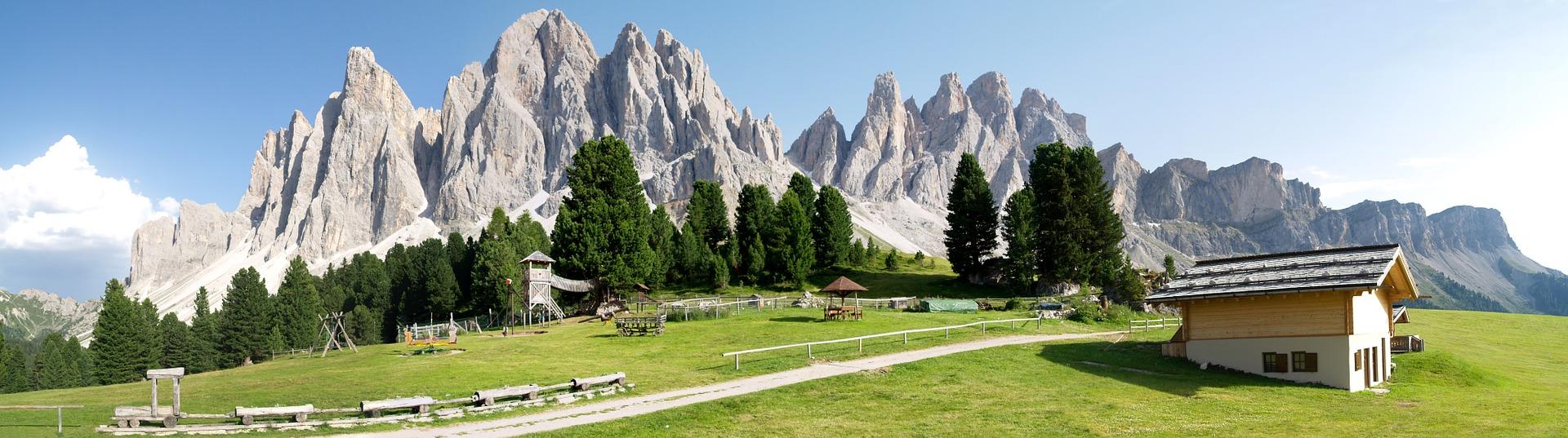 Sued Tirol Dolomiten