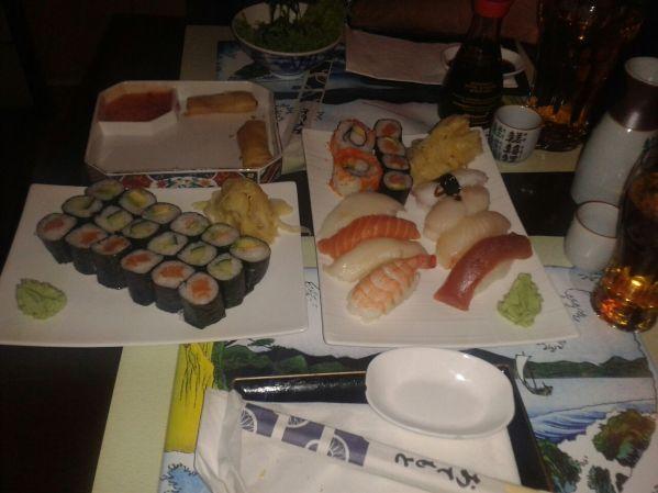 Izumi Sushi Restaurant Berlin