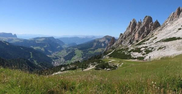 Val Gardena Dolomiten