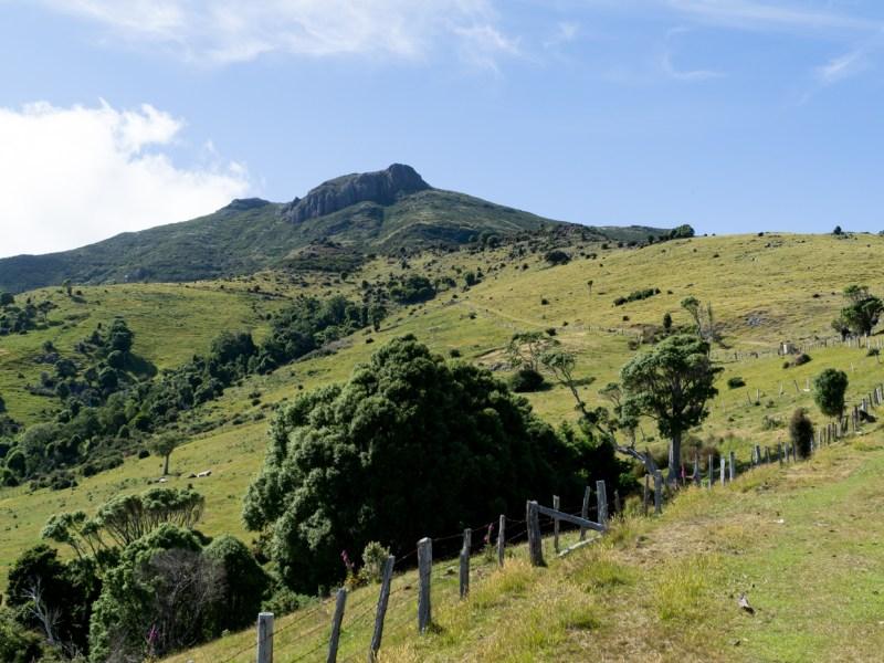 Gipfel Purpel Peak