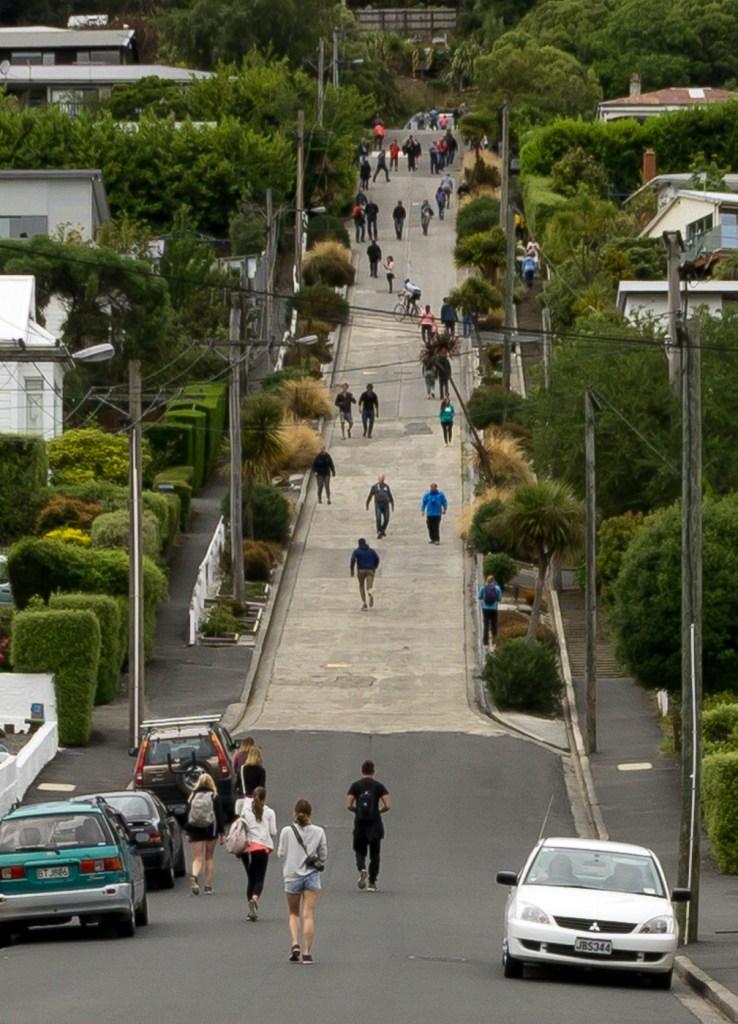 Baldwin street Dunedin