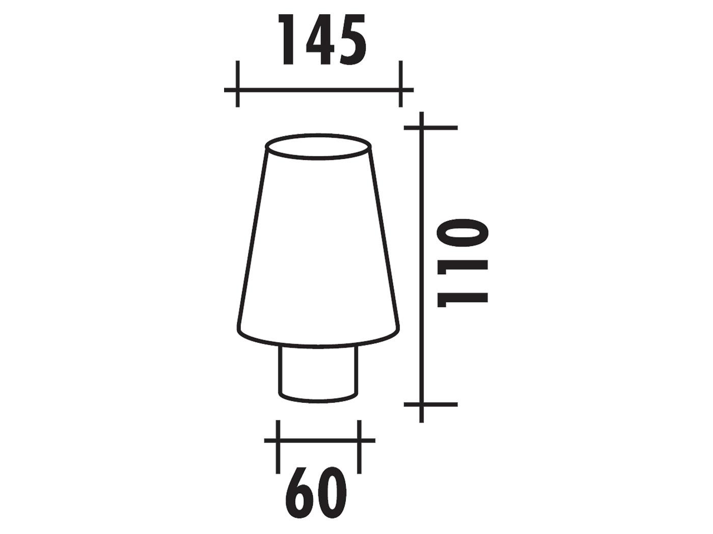 air filter Polini 60mm for Polini CP carburetor